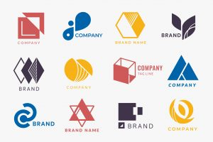 Company, branding logo
